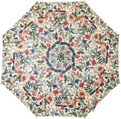 Складные легкие ТЕБЯ ОТ ВЕТРА зонтик для женщин сегодня утром Signare Sun солнечным зонтом из расчета с видом на сад конструкций