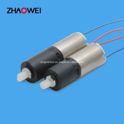 Planetary Gearbox를 가진 6mm Micro Electric DC Geared Motor