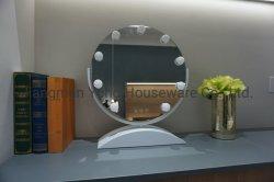 Estilo de Hollywood LED Espelho compõem o espelho espelho de cortesia