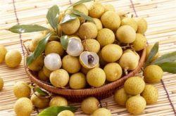 Vervaardiging van vers fruit uit blik Longan in siroop met Goedkope prijs