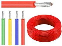Trenzado de silicona personalizadas goma UL aislado de Cable de calentamiento fabricante