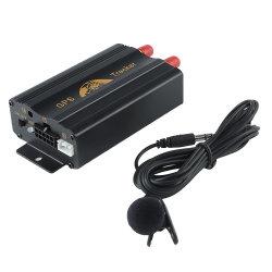 Camion automatico GPS Tk103A d'inseguimento del veicolo con l'antenna esterna di GSM GPS