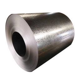 Verzinkt ijzer spoelen Bouwmateriaal Dx51d Z275 nul/minimum/Regular/Big Spangle CGCC Hdgi Hdgl Gl Gi hete gegalvaniseerde stalen spoel