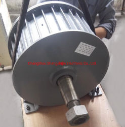 10kw AC220V 200rpm Low rpm permanente magneetgenerator