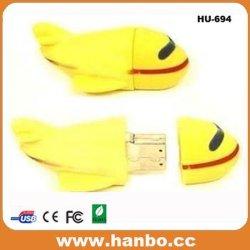 航空機の形USBのフラッシュドライブ(HU)