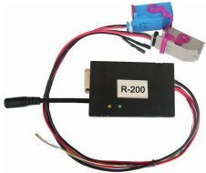 R200 - Im Schaltungsprogrammierer für Audi A3 2005/2006 und A8 2005/2008