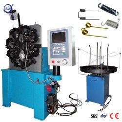 3 axes CNC automatique métal double fil machine de formage de ressort de torsion