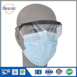 Mijn Van Certificatie ce&FDA van de Test Plastic Vizier Medisch van het Gebruik (ev-001)