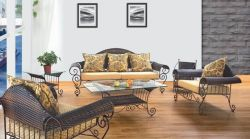 Vine Sofa Table