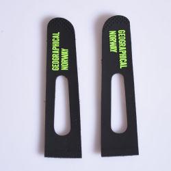 Manguito Manguito de PVC de ropa personalizada Ficha para Chaquetas