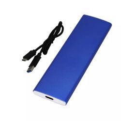 Netac Z Festplattenlaufwerk der dünnen erhältlichen Farben-128GB. Externe Portable SSD. USB 3.1 Typ-c Festkörperlaufwerk