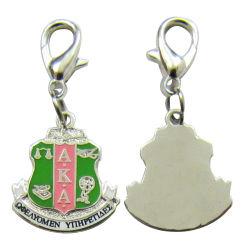 L'argento registrabile su ordinazione dell'oro di fascini del fumetto DIY di marchio perfezionamento il braccialetto dei monili per il regalo di compleanno del partito (charm-09)