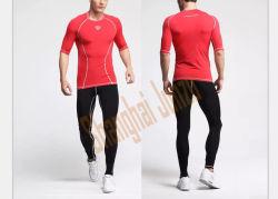Vestiti pareggianti di usura di ginnastica degli abiti sportivi 2020 sport all'ingrosso dell'abito di forma fisica degli abiti sportivi degli uomini che coprono usura di ginnastica per gli uomini