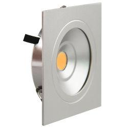 خزانة صغيرة قليلة السماكة عالية السماكة من نوع COB LED بحجم 3 واط ضوء خافت
