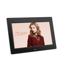 شاشة IPS LCD لعرض الإعلانات بحجم 15 بوصة إطار الصورة الرقمية إطار صور فيديو بطاقة USB SD من شاشة LED عالية الدقة بتقنية WiFi