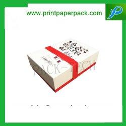 Moderne Superior Embossing Handmade Papier Sieraden Opbergdozen Belemmeren Donut Cookie Gift Paper Box