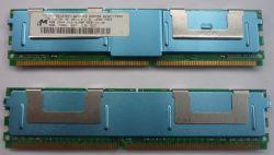 Maglite 4Go de mémoire DDR2 FBD 4Go à 667 Mt PC2-5300F