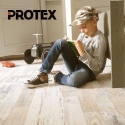 Protex Unilin klikt de Waterdichte Bevloering van de Plank van SPC van de Steen van de niets-Misstap Plastic Samengestelde Stijve Vinyl met Cork Underlayer van EVA IXPE