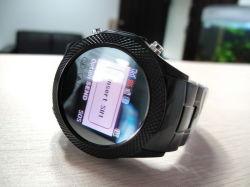 De Mobiele Telefoon W968+ van het Horloge van de Band van de vierling