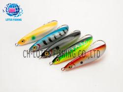 La pesca de alta calidad Popper Señuelo Venta caliente aparejos de pesca