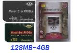 Memory Stick Pro Duo™ de alta velocidad -1