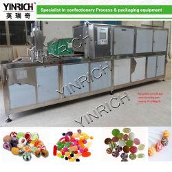 Maquinaria de producción a pequeña escala Candy depositar Línea con jalea, Caramelo, caramelos, Lollipop máquinas (GD50).