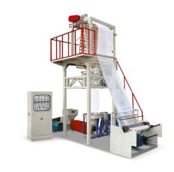 Guante plástico HDPE Film máquina sopladora