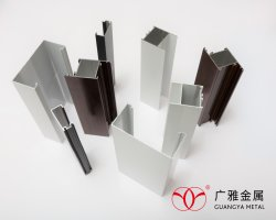 Bauliche Aluminiumprodukte hergestellt in China
