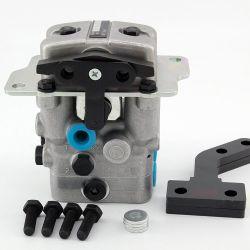 油圧ショベル部品 PC200-7 PC200-8 8 穴フットバルブフットペダル バルブ