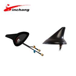Jcb012 GSM à gain élevé à long terme Combo GPS amplifié Shark Fin de l'antenne de voiture