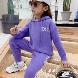 最新の冬の摩耗、高品質の方法セーター、Sweatpantsのスーツ。 子供の通りの摩耗。 子供の摩耗。 子供のセーター。 子供のClothes.Childrenの衣類