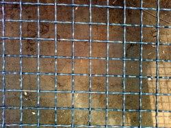 Galvanisé à chaud Square Wire Mesh Metel filet métallique en acier inoxydable