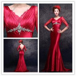 Neues konzipiertes Fashional Abend-Kleid 2013 (XZ649)