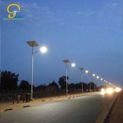 China el ahorro de energía 12W-100W impermeable al aire libre calle la luz solar