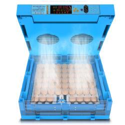 Preiswerter Verkaufs-Cer-anerkannter automatischer 5000 Ei-Inkubator-automatisches industrielles Ei-Inkubator-Geflügel-Inkubator-Ei, das Maschine ausbrütet
