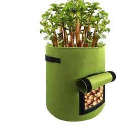 Производитель гидропоники не из ткани растений растут цветы в горшочках сумки
