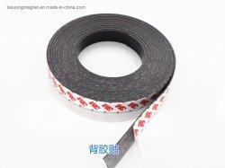 Super fuerte adhesivo 3m de caucho rollo imán anisotrópico
