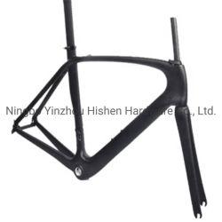 Moto de alta calidad del bastidor de fibra de carbono, T1000 de Fibra de carbono del bastidor de bicicletas