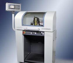 Schenck Hard-Bearing Horizontal máquina de equilibragem