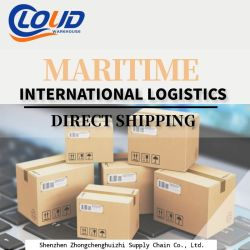 خدمة التوصيل السريع من الباب إلى الباب خدمة الشحن البحري حساب أسعار شحن التكلفة الشحنة من الصين إلى الولايات المتحدة الأمريكية