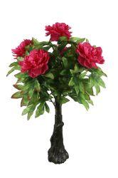 Falsos/flor artificial emula Bonsai (JTLB-0099)