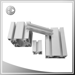 L'aluminium T ET V Profil de la Fente Fente pour profilé en aluminium