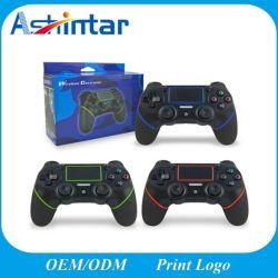 Резиновые Gamepad беспроводной контроллер для компьютерных игр для PS3 для PS4 Dualshock 4 вибрации с помощью джойстика