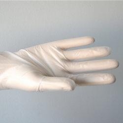 Comfortabel maak Twee Handschoenen van pvc van het Huishouden van de Veiligheid van Handen Beschikbare waterdicht