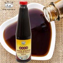 Фабричное соус Preumium Quality 500 г с устриным соусом и 30% соусом из устрицы И Halal/BRC/HACCP/ISO22000 и простота использования в ресторане/лапши/рыбы/овощи и костюм Для Vegan