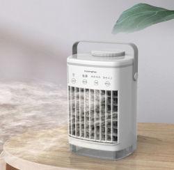 2021 新しい設計屋内家の電気空気冷却ファン 水ミスト蒸発高速冷却エアクーラポータブルエアコン