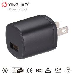 30X30X34mm 5V 1.2A 6W Gleichstromweiße USB-Aufladeeinheit mit Cer