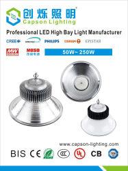 Luz de High Bay LED Hi-Power Usando no depósito 200W 6000K