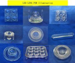 中国で LED 照明用 LED 光学レンズを製造