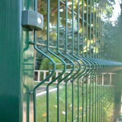 Dirikxの塀、溶接された網の塀